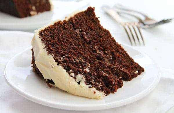 The PERFECT Super Bowl Cake~ CHOCOLATE BEER CAKE!