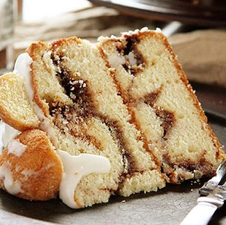 breakfast donut ball coffee cake recipe