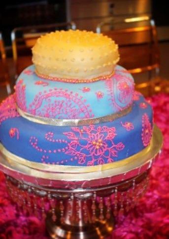 Henna Cake I Am Baker