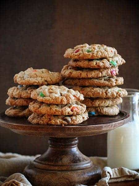 Old Fashioned Monster Cookies!