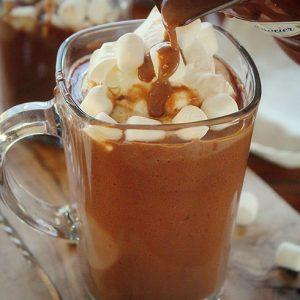 Spanish Hot Cocoa~ a decadent experience!