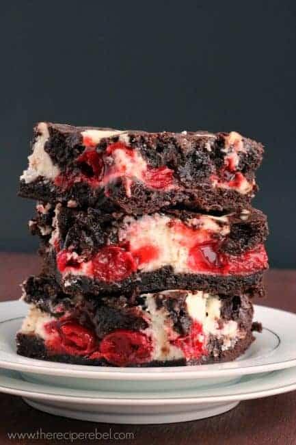 Cherry-Cheesecake-Brownies-www.thereciperebel.com-3