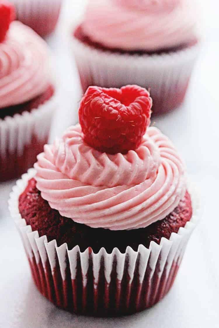 Chocolate Cupcakes Recupe