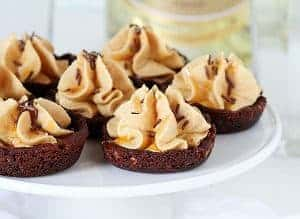 Peanut Butter Mouse in Chocolate Cookie Cups!