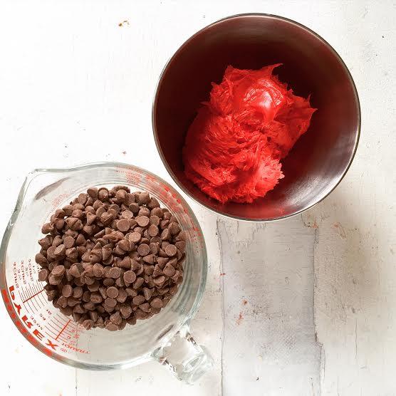 Red Velvet Fudge Recipe