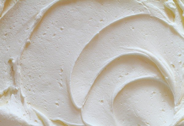Whipped Vanilla Buttercream!