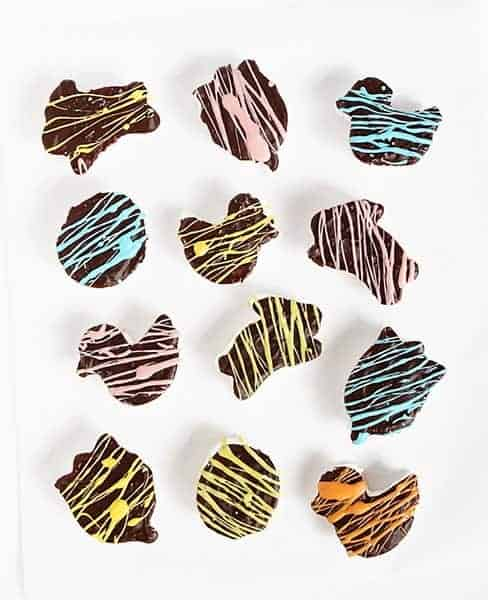 Chocolate Covered Homemade Marshmallows!