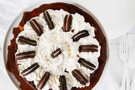 Oreo Cheesecake Cake