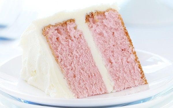 One Bowl Pink Velvet Cake I Am Baker