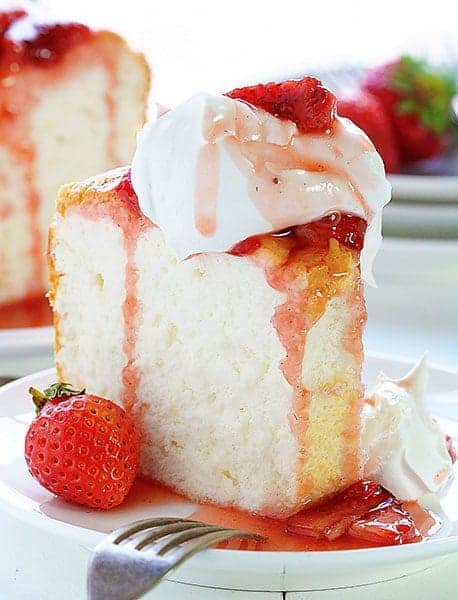 strawberry shortcake with angel food cake mothers day cake ideas 10 great cakes will i 7774