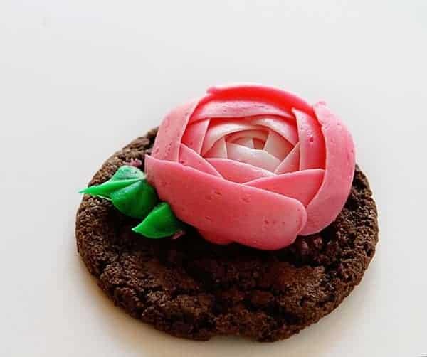 Buttercream Pink Peony