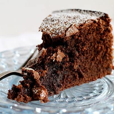 Homemade Chocolate Beet Cake!