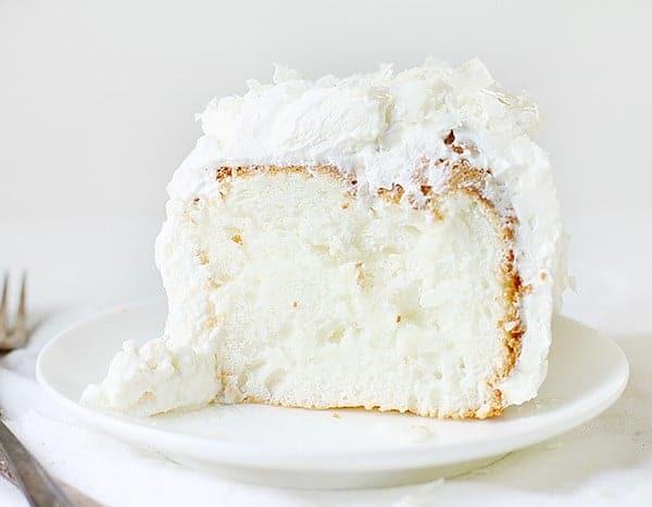 Coconut Angel Food Cake!