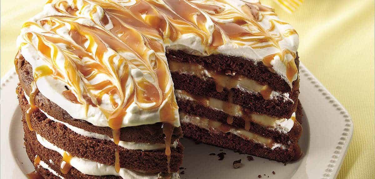 Cake Chocolate Triangle