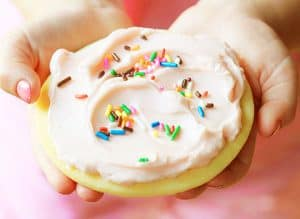 amazingest sugar cookies and how to be a good mom