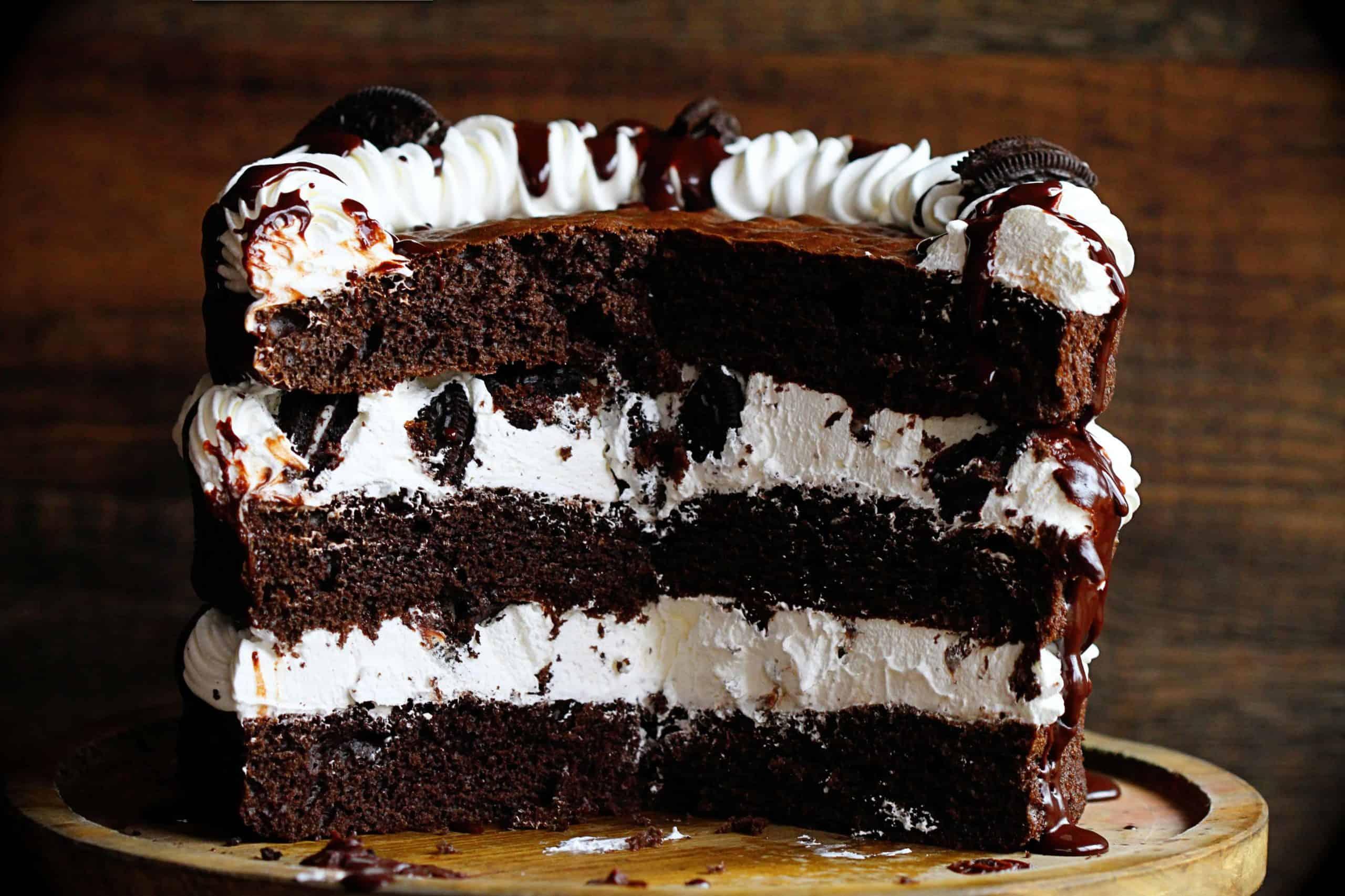 Mississippi Cake