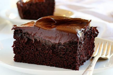Chocolate Craving Cake!