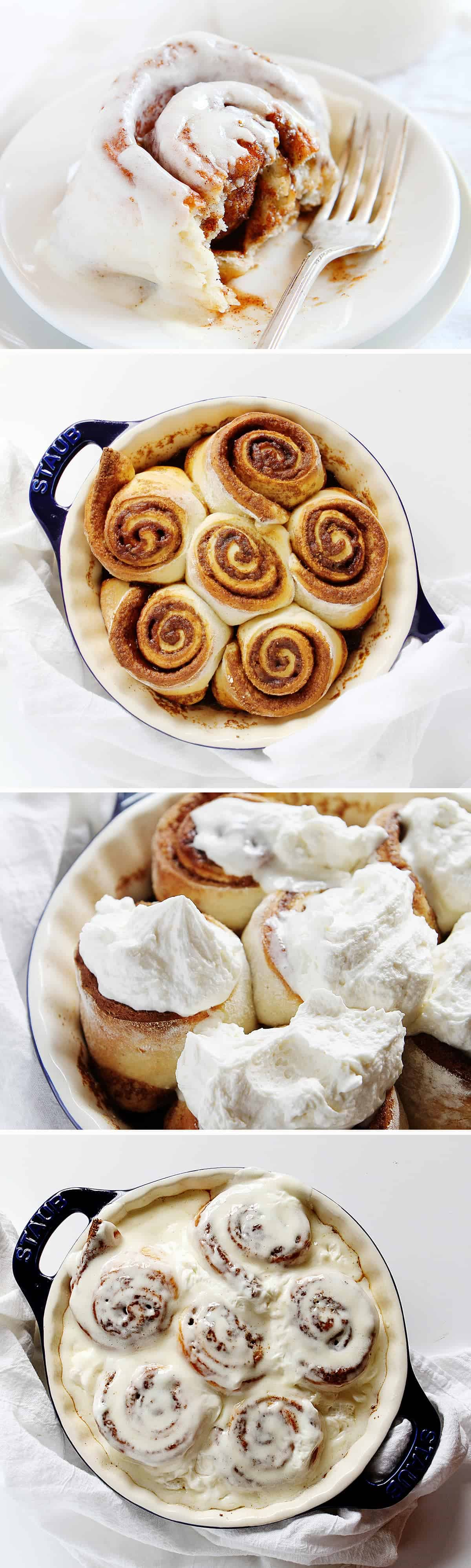 Fastest Cinnamon Rolls Ever!