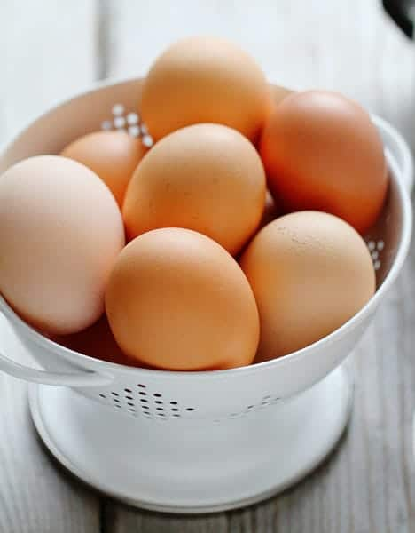 How to Quickly Get Eggs Up to Room Temperature!