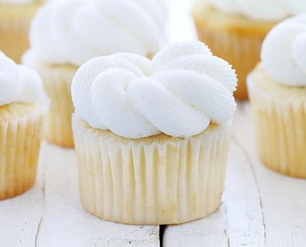 White Rope Frosting!