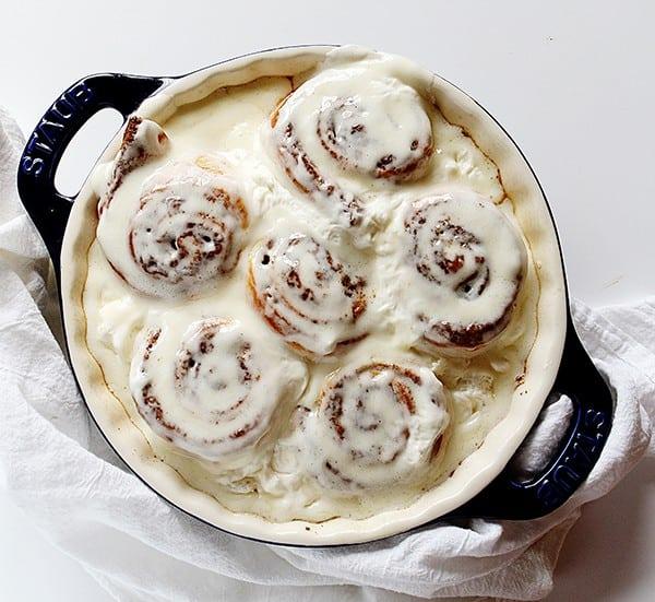 Copycat Cinnamon Frosting (PUMPKIN flavor}