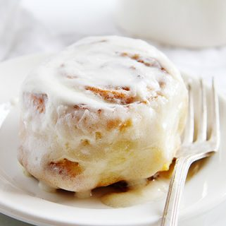 Pumpkin Pie Cinnamon Rolls {Quickest Recipe EVER}