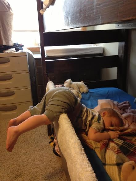 Toddlerhood Survival Guide: Toddler Napping https://iambaker.net