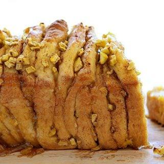 Zucchini Pull-Apart Bread