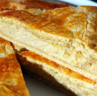 Gateau Basque Or Basque cake