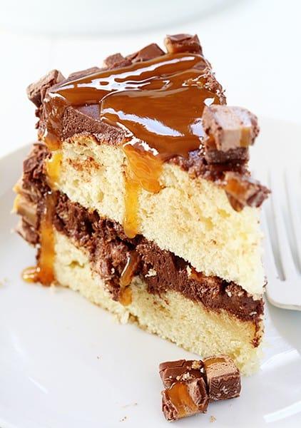 Milky Way Cake I Am Baker