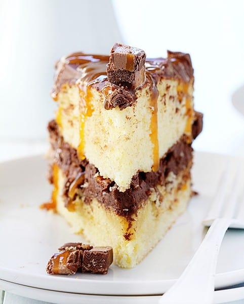milky way cake recipe - 482×600