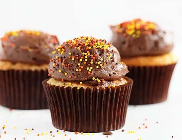 The Perfect Fall Cupcake!