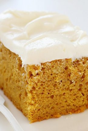 Slow-Cooker Pumpkin Cake!