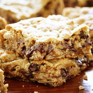 Chocolate Oatmeal Cookies Bars