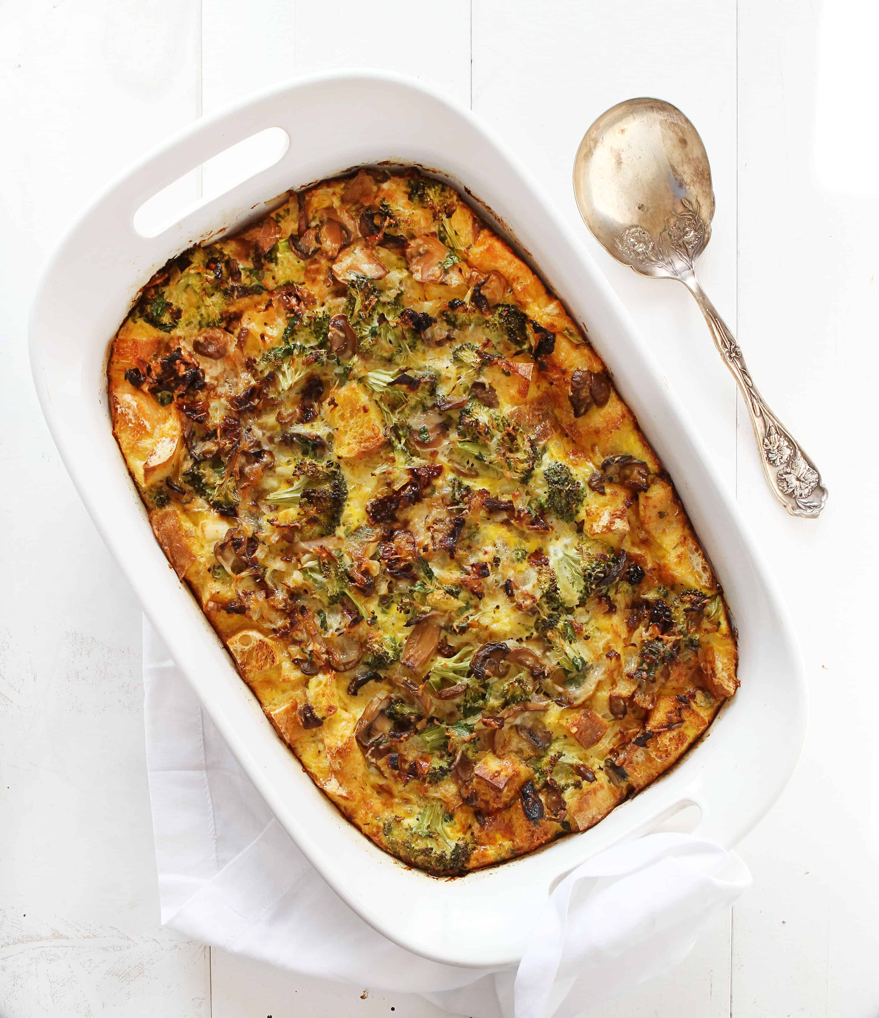 Breakfast Strata Recipe