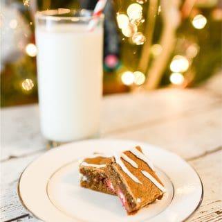 Gingerbread Bar Cookies