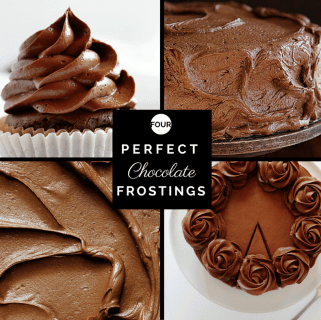 Four Perfect Chocolate Frostings