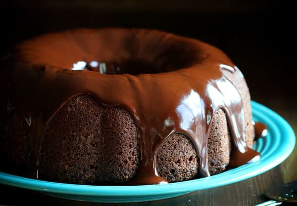 Chocolate Fudge Box Cake Recipe