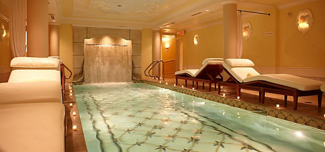 The SPA at the American Club in Kohler, WI