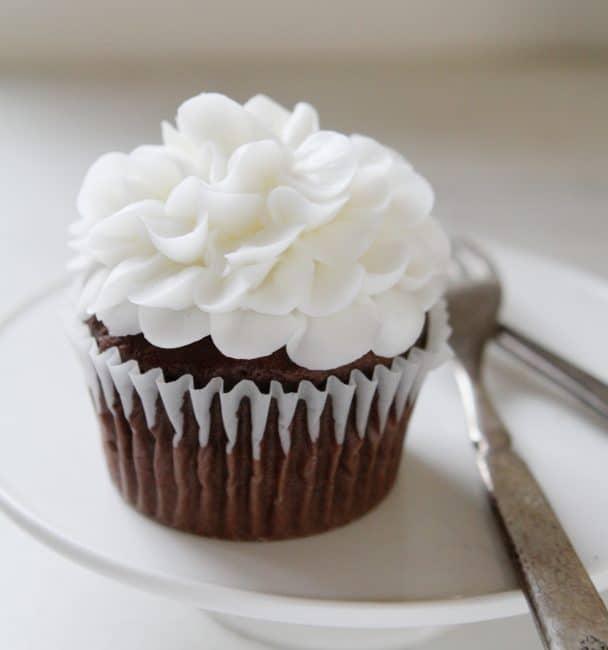 Flower Cupcake!