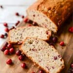 Cranberry Nut Quick Bread