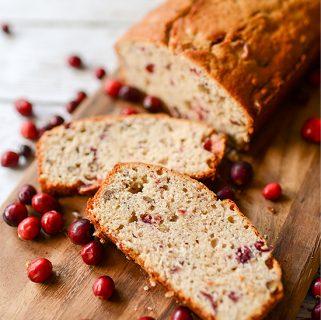 Cranberry Nut Quick Bread