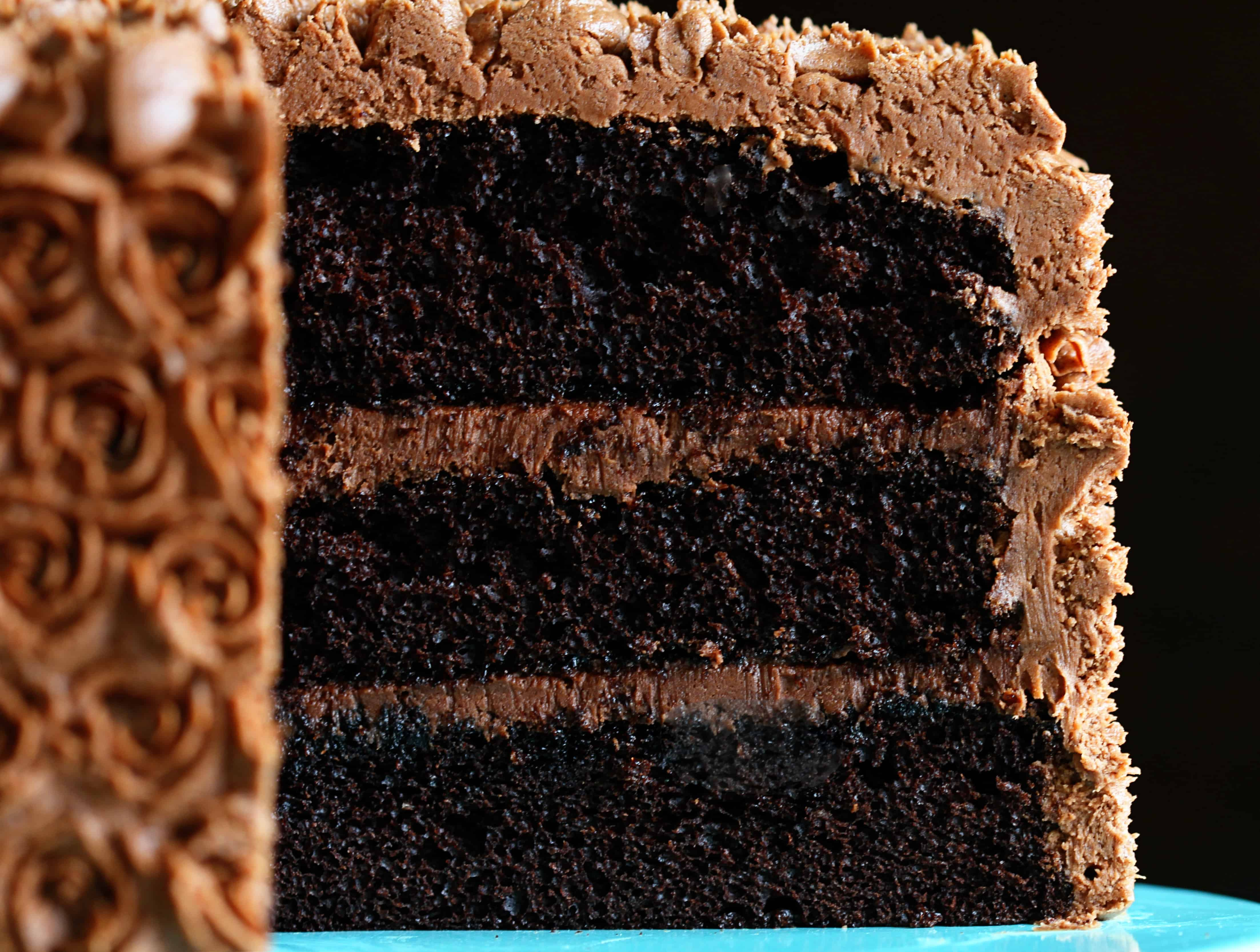 Chocolate Coffee Frosting Recipe