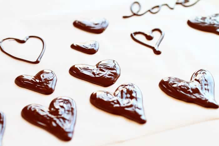 Adorable and Easy Candy Hearts