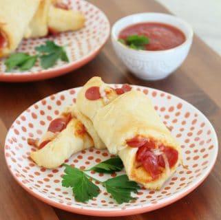 Easy Pizza Rolls