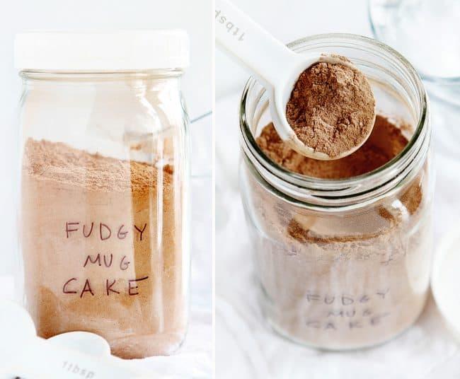Fudgey Mug Cake