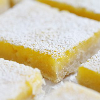 The Best Lemon Bars