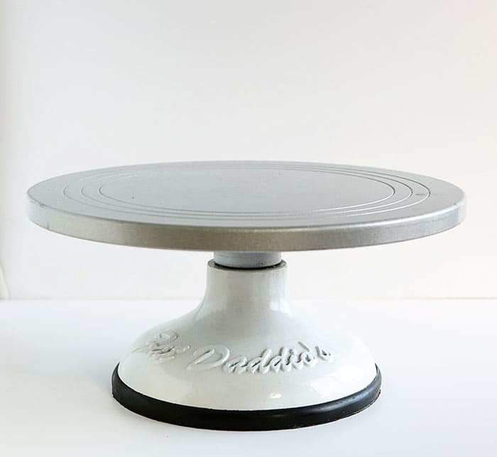Candle Holder And Plate Cake Stand