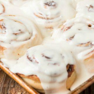 World's best cinnamon rolls