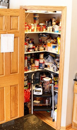 how to organize my kitchen pantry kitchen pantry organization before amp after i am baker 8772